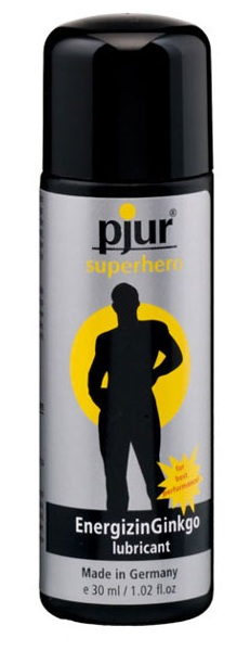 Мужской лубрикант pjur superhero lubricant, 30 ml